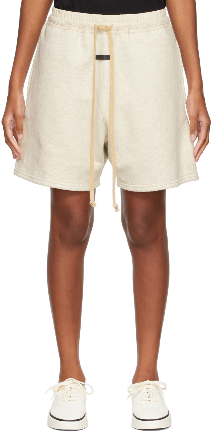 Beige 'The Vintage' Shorts