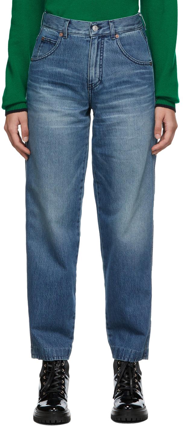 Blue Diana Jeans