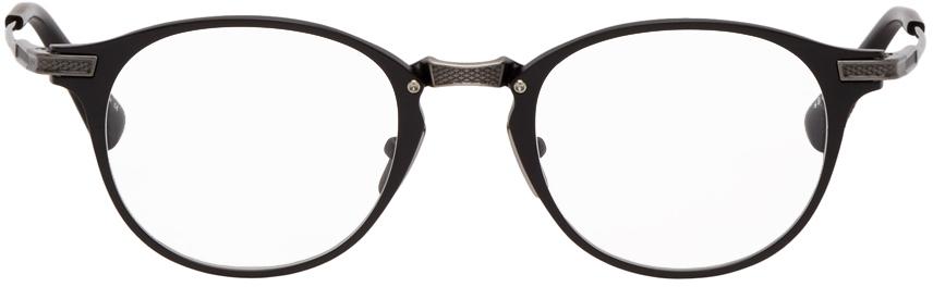 Black & Gunmetal United Glasses