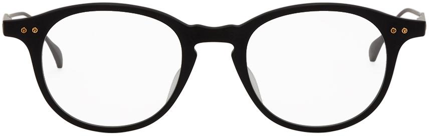 Black & Gunmetal Ash Glasses