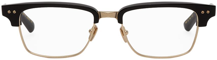 Black & Gold Statesman-Three Glasses