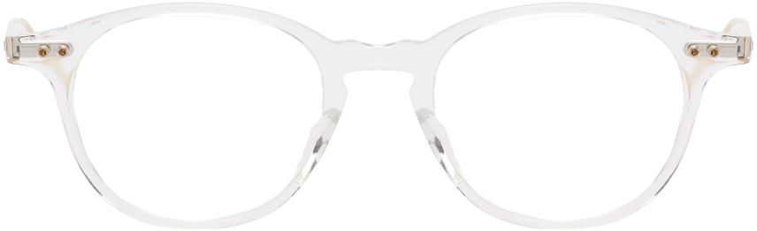Transparent Ash Glasses