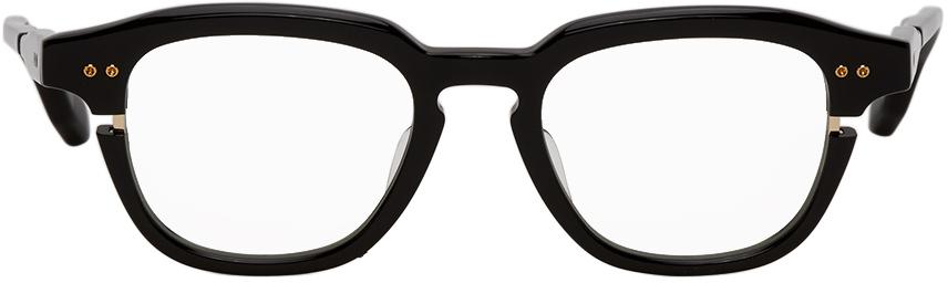 Black Lineus Glasses