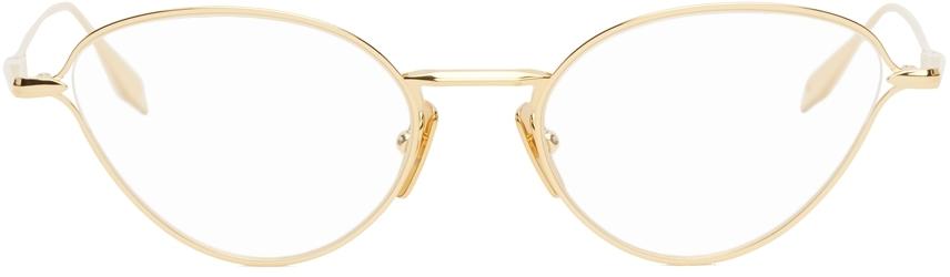 Gold Sincetta Optical Glasses