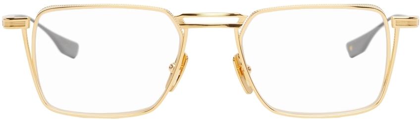 Gold Lindstrum Optical Glasses