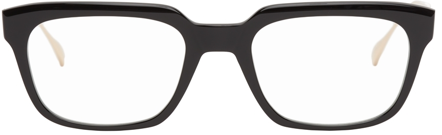 Black Argand Optical Glasses