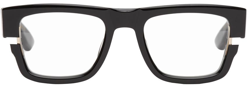 Black Sekton Optical Glasses