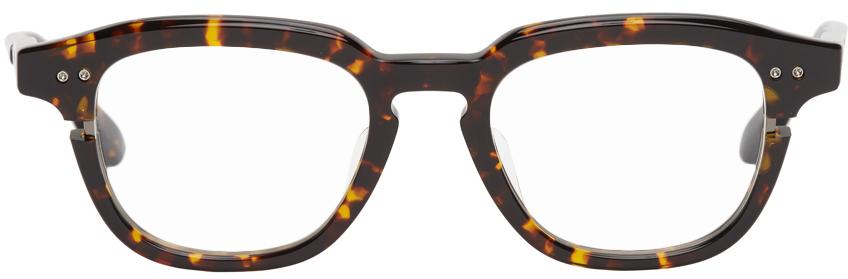 Tortoiseshell Lineus Optical Glasses