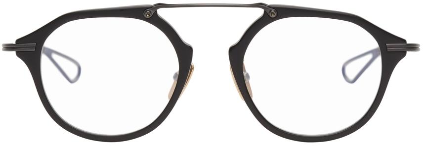 Black Kohn Optical Glasses