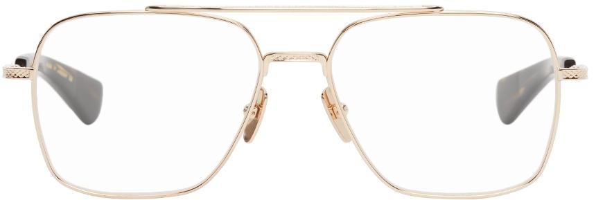 Gold Flight Seven Optical Glasses