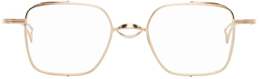 Gold Lineto Optical Glasses