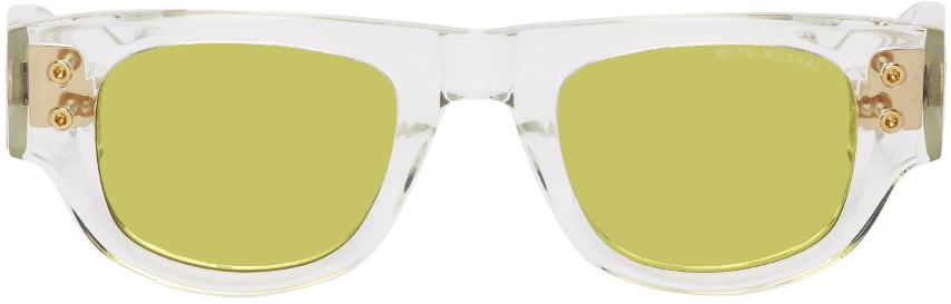 Transparent Muskel Sunglasses