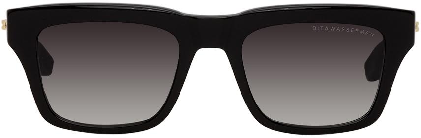 Black & Grey Wasserman Sunglasses