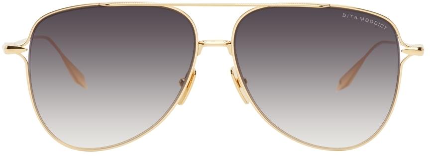 Gold Moddict Sunglasses
