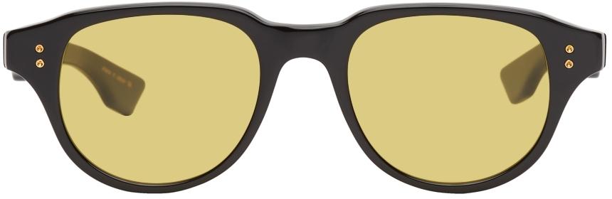 Black & Yellow Telehacker Sunglasses