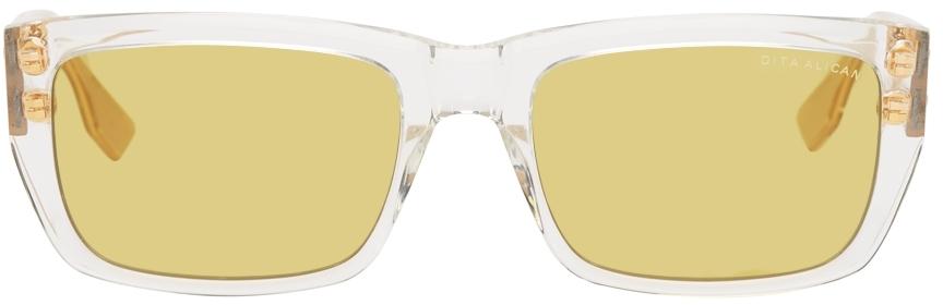 Transparent Alican Sunglasses