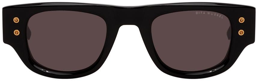 Black & Grey Muskel Sunglasses