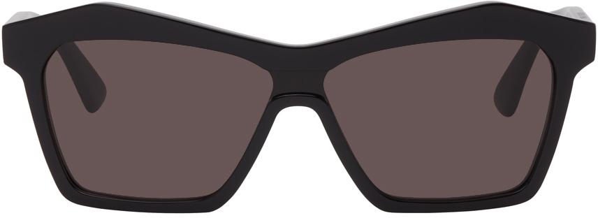 Black Geometrical Sunglasses