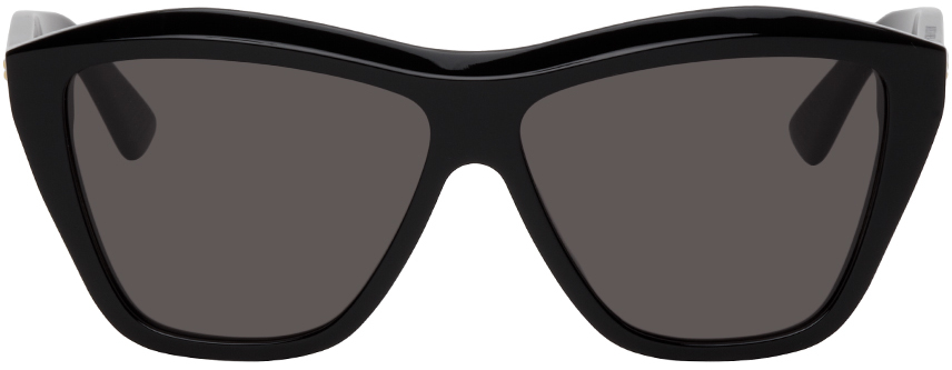 Black Shiny Sunglasses
