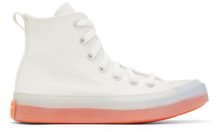 White Chuck Taylor All Star CX High Sneakers