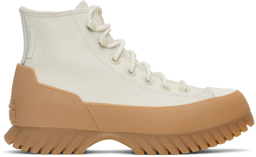 Off-White Cold Fusion All Star Lugged Winter 2.0 Sneakers