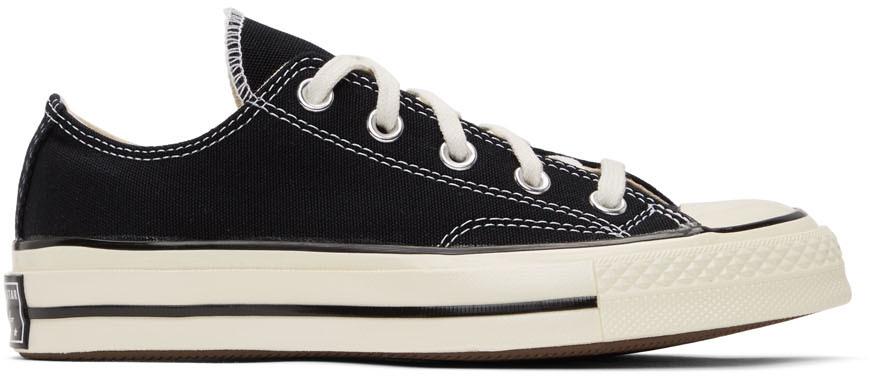 Black Chuck 70 OX Sneakers