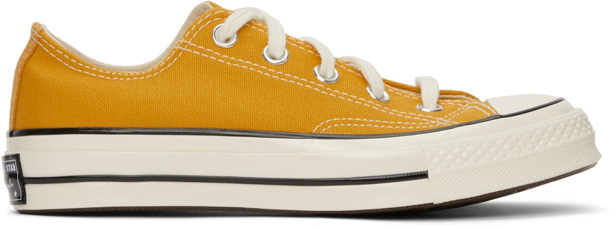 Yellow Chuck 70 OX Sneakers