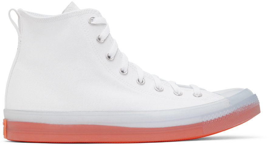 White Chuck Taylor All Star CX Hi Sneakers