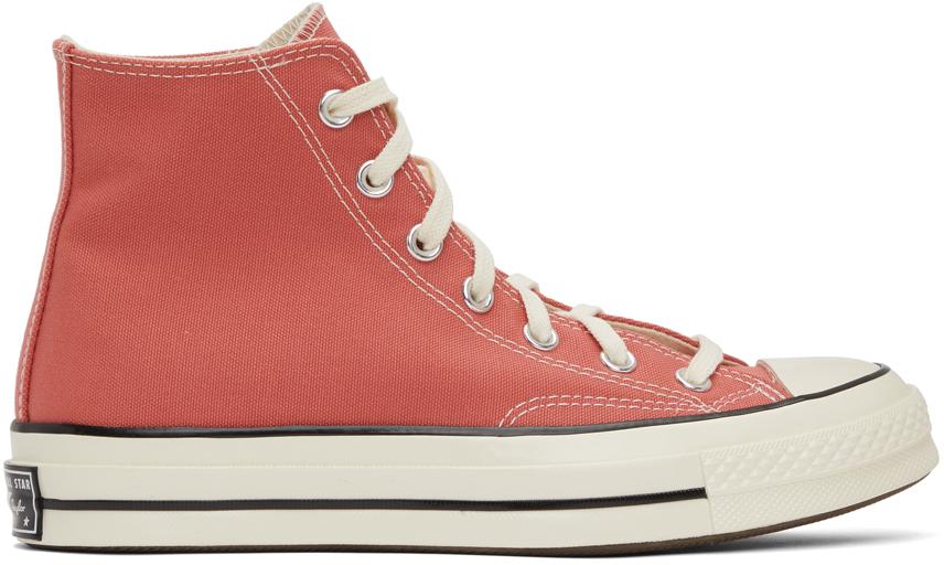 Pink Chuck 70 Hi Sneakers