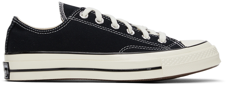 Black Chuck Taylor 70 Classic Sneakers