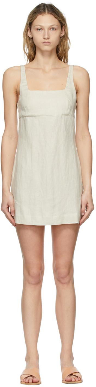 Off-White Marbella Mini Dress