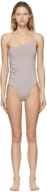 Purple Sibella One-Piece Swimsuit