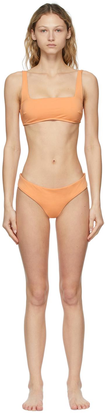 Orange Aria & Nadia Bikini