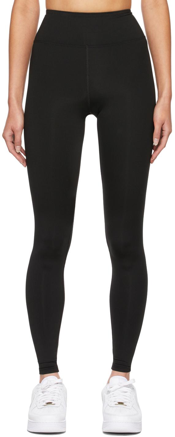 Black Luna Sport Leggings
