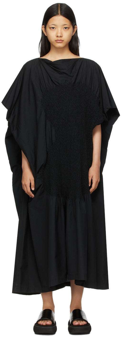 Black Rise Dress