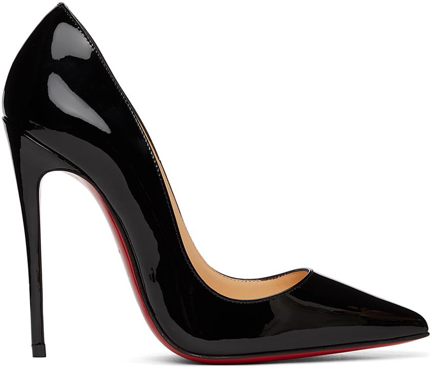 Black So Kate 120 Heels