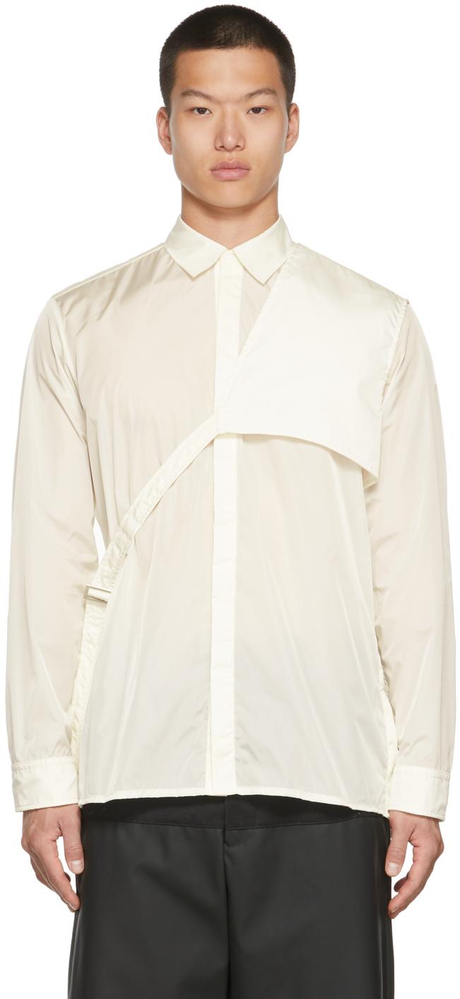 Off-White Nylon Harness Shirt