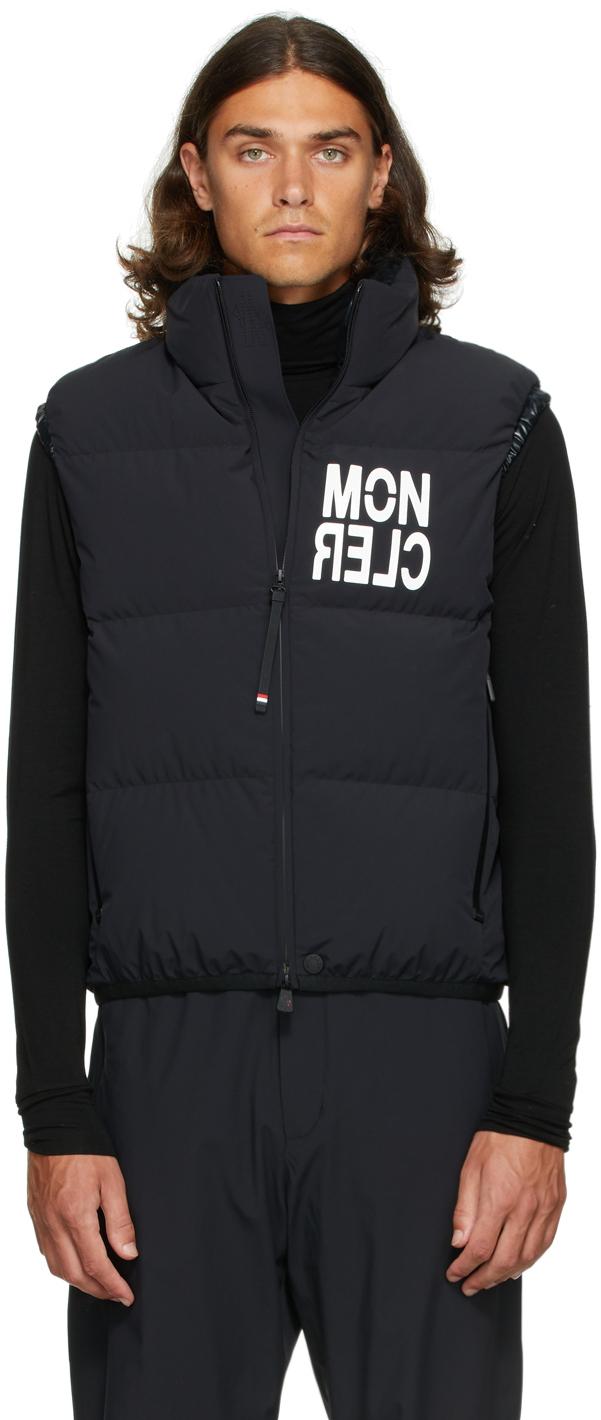 Black Down Nantaux Jacket