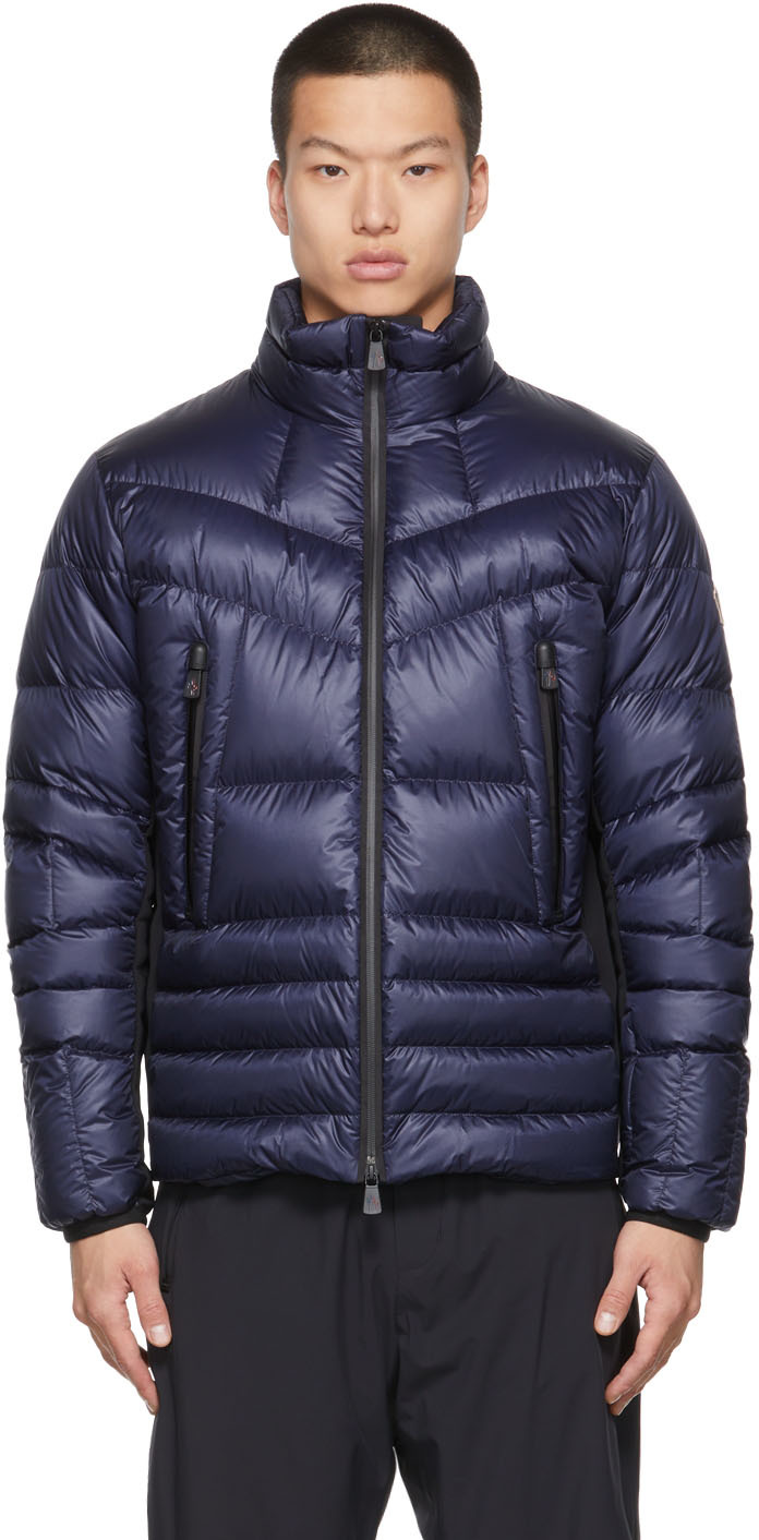 Blue Down Canmore Jacket