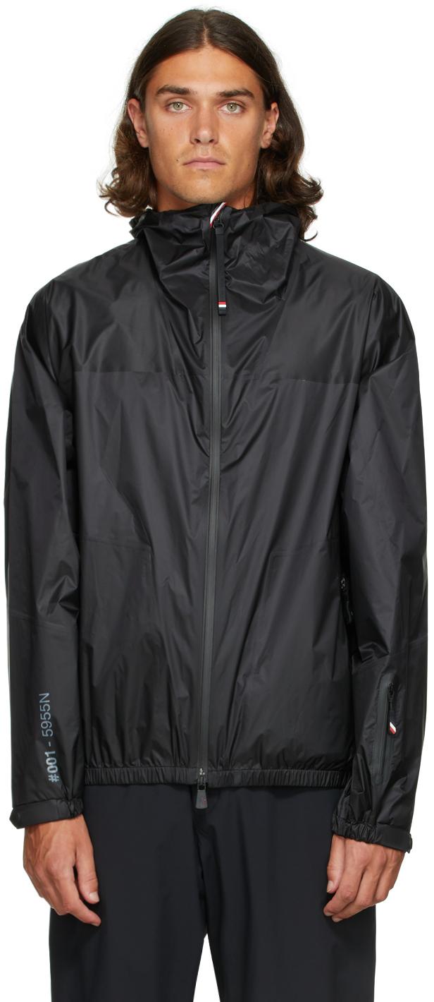 Black Feirnaz Jacket