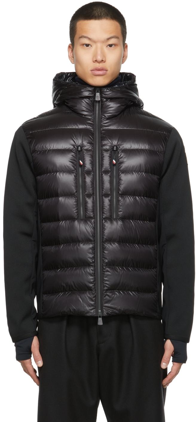 Down Paneled Tricot Jacket