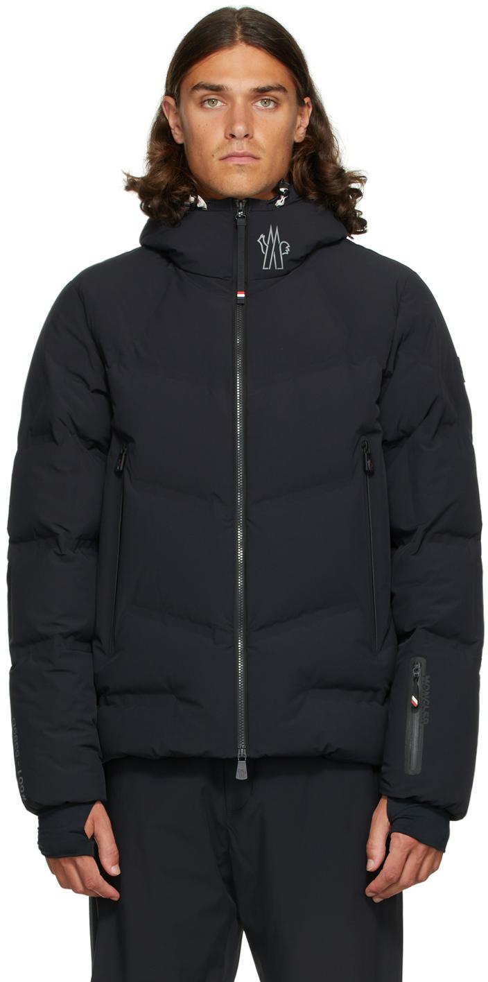 Black Down Arcesaz Jacket