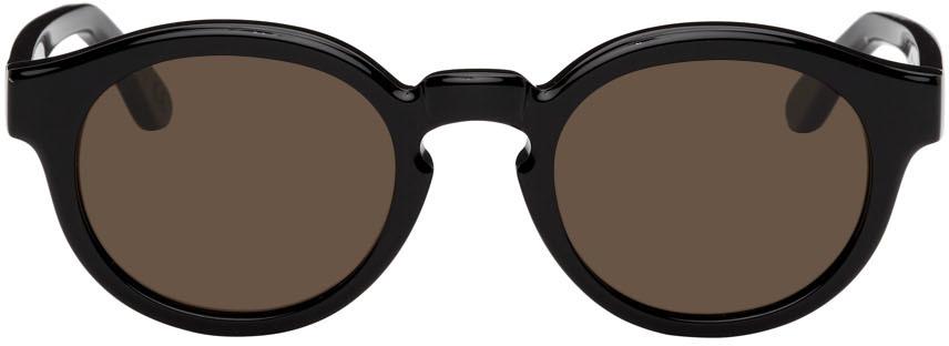 Black Dan Sunglasses