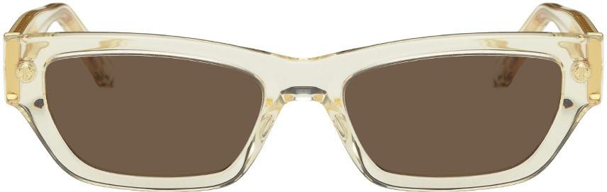 Off-White Ball Sunglasses