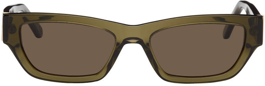 Green Ball Sunglasses