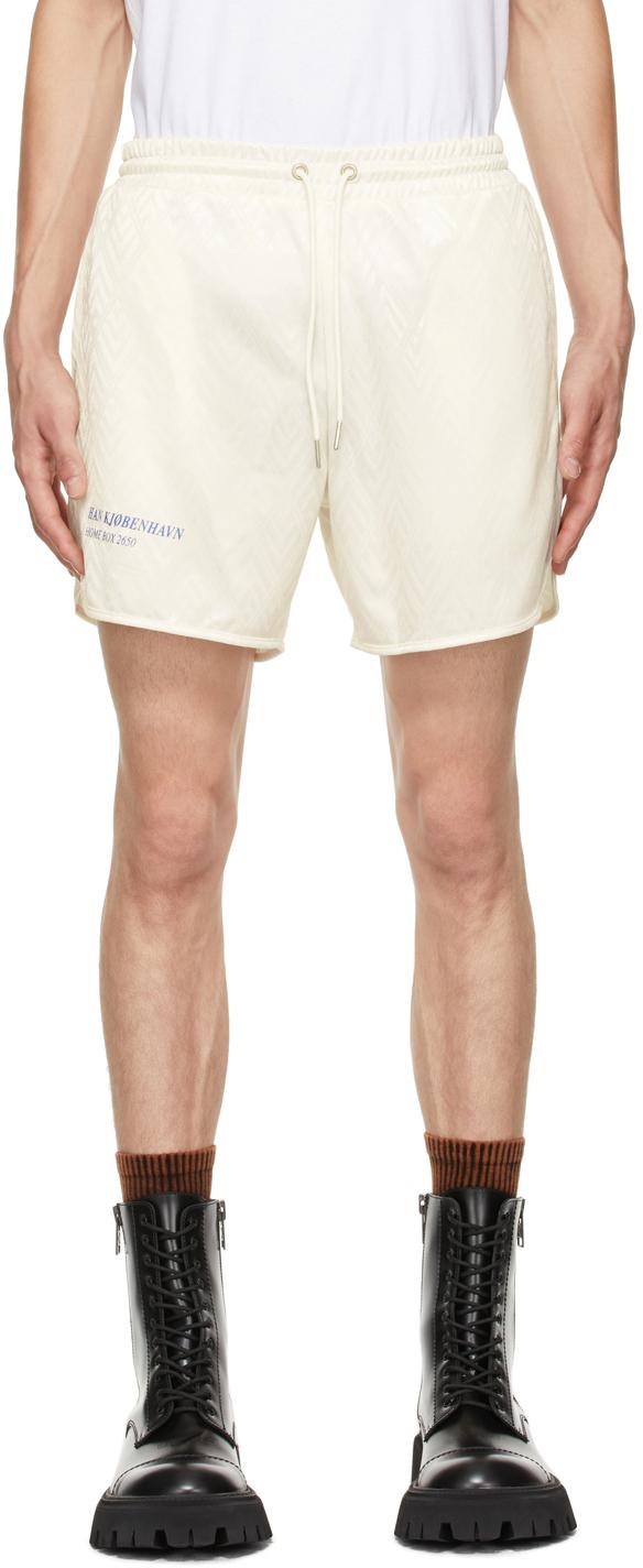 Off-White Football Shorts
