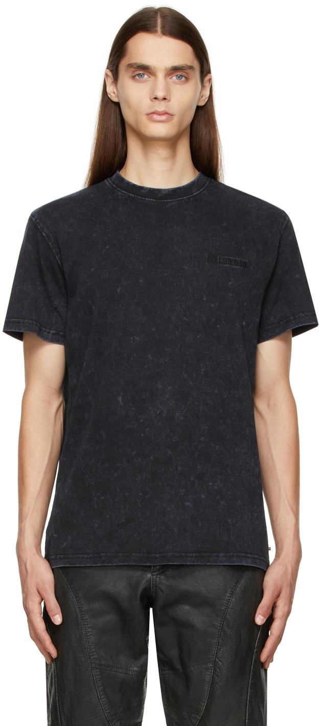 Navy Artwork T-Shirt