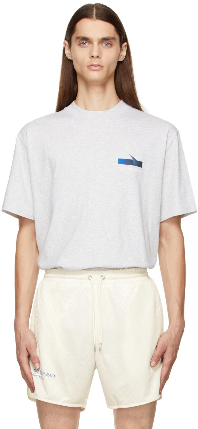 Grey Boxy T-Shirt