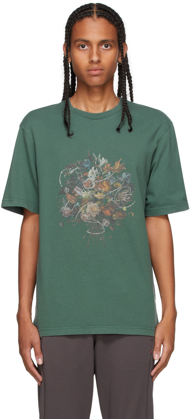 Green Artwork T-Shirt