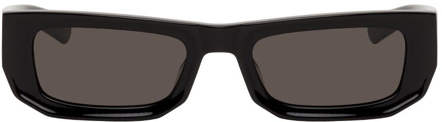 Black Bricktop Sunglasses